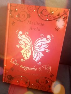 Der magische achte Tag (Cover)